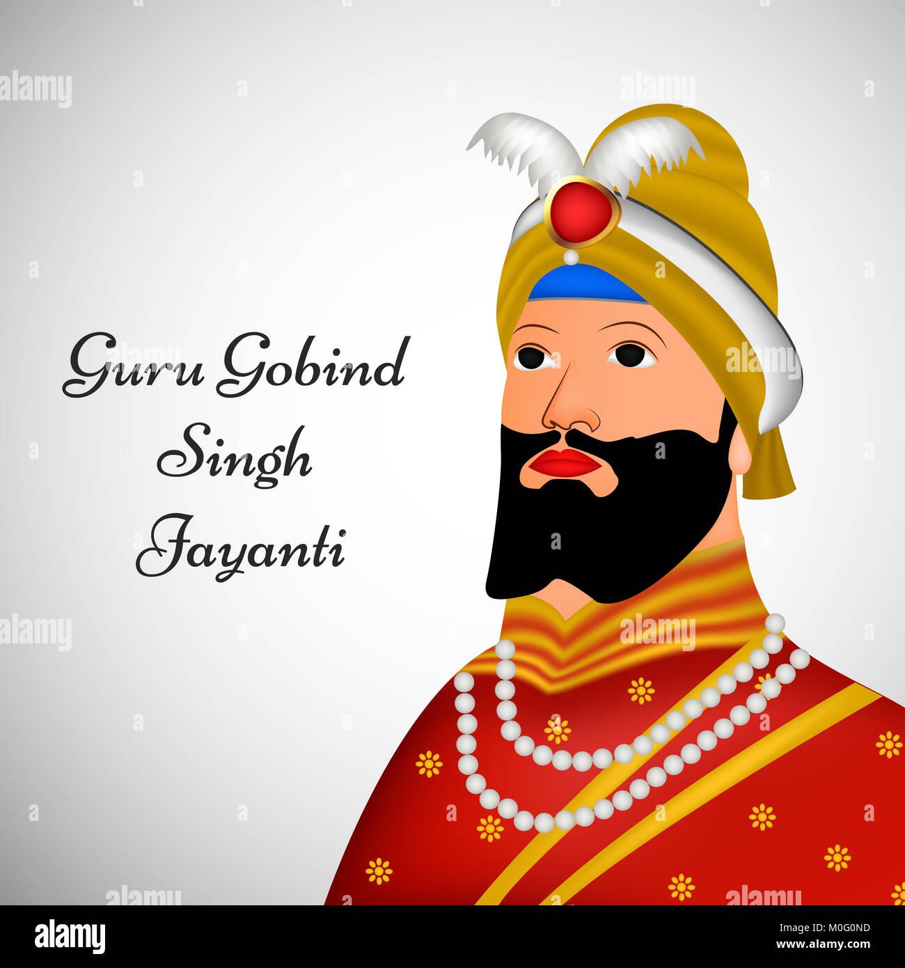 Guru Gobind Singh Birthday Stock Photos Guru Gobind Singh Birthday