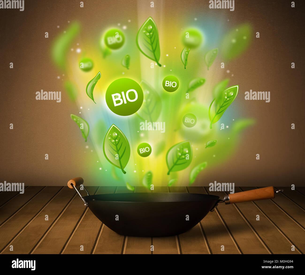 Green Leaf Bio Iron Stock Photos & Green Leaf Bio Iron Stock Images