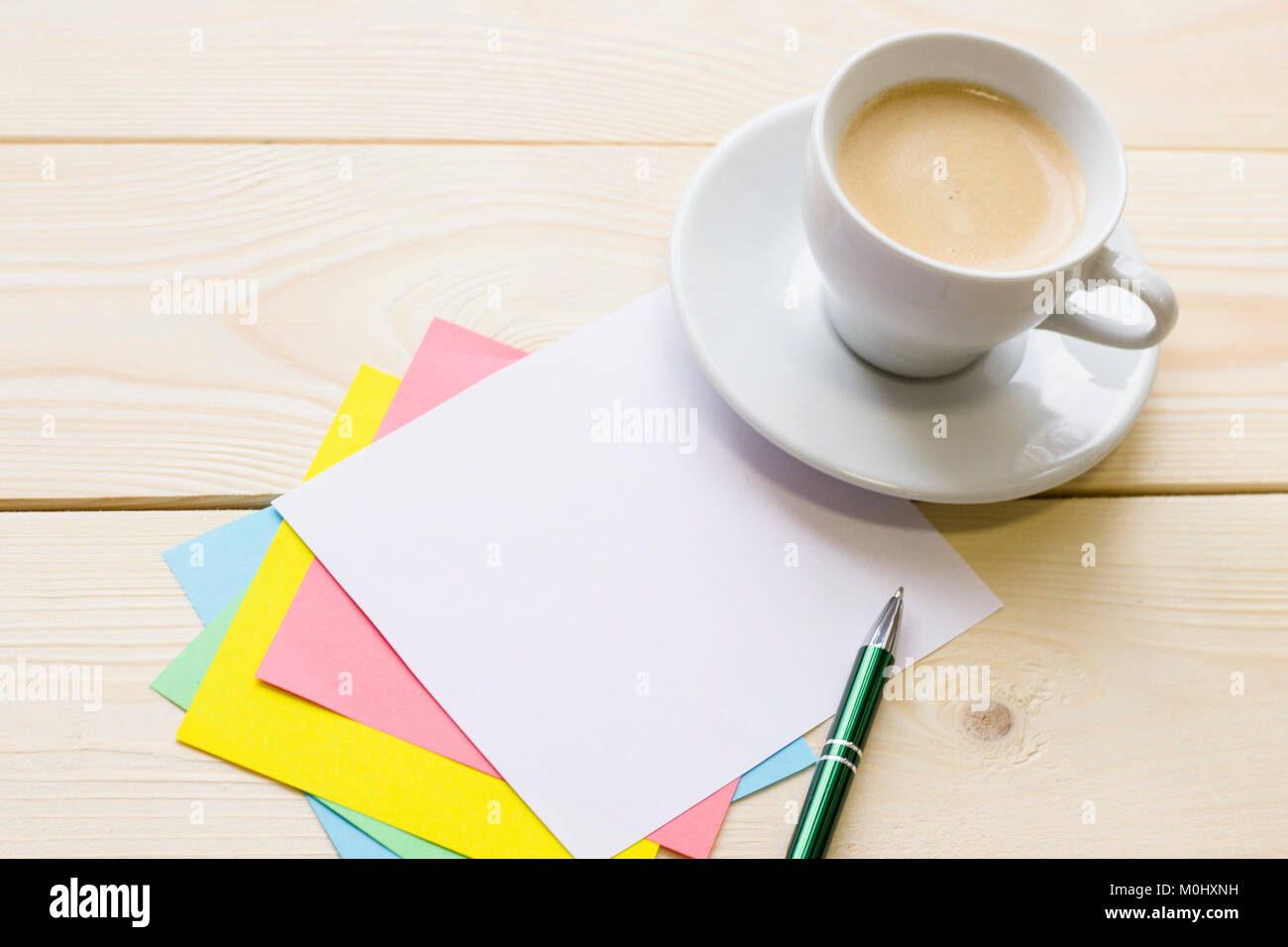 Business office work concept - Stock Image
