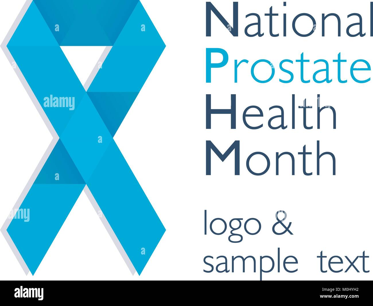 Men Health Prostate Cancer November Awareness Month Poster For