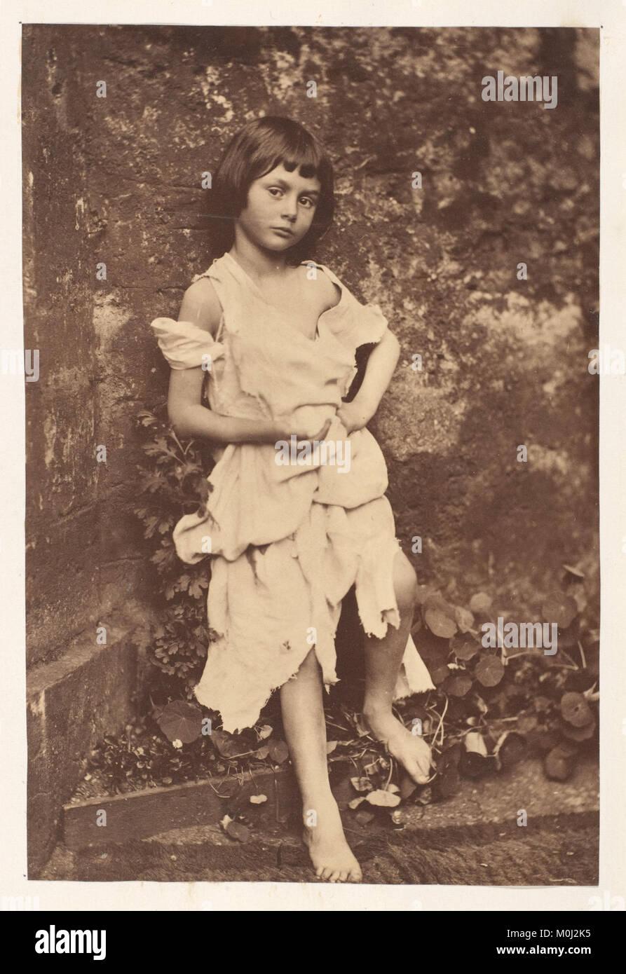 Lewis Carroll (British, Daresbury, Cheshire 1832–1898 Guildford) - Stock Image