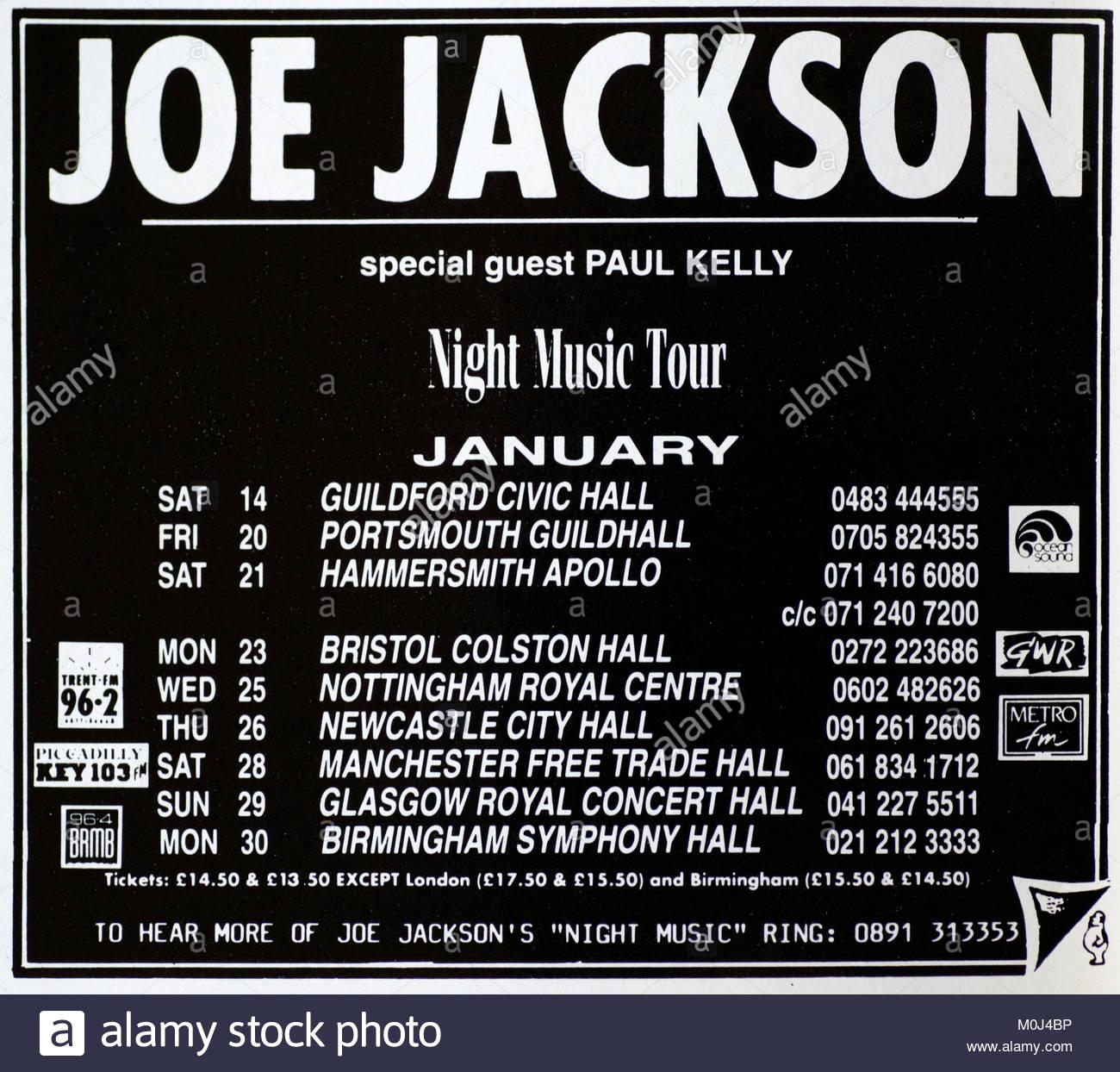 Joe Jackson Stock Photos & Joe Jackson Stock Images - Alamy