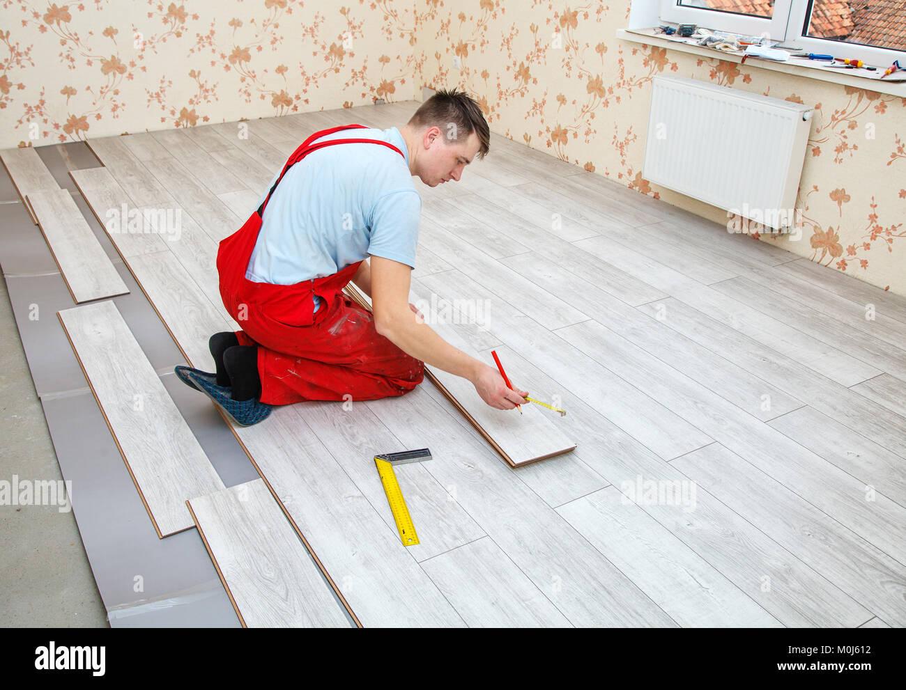 Laminate Flooring Stock Photos & Laminate Flooring Stock Images - Alamy