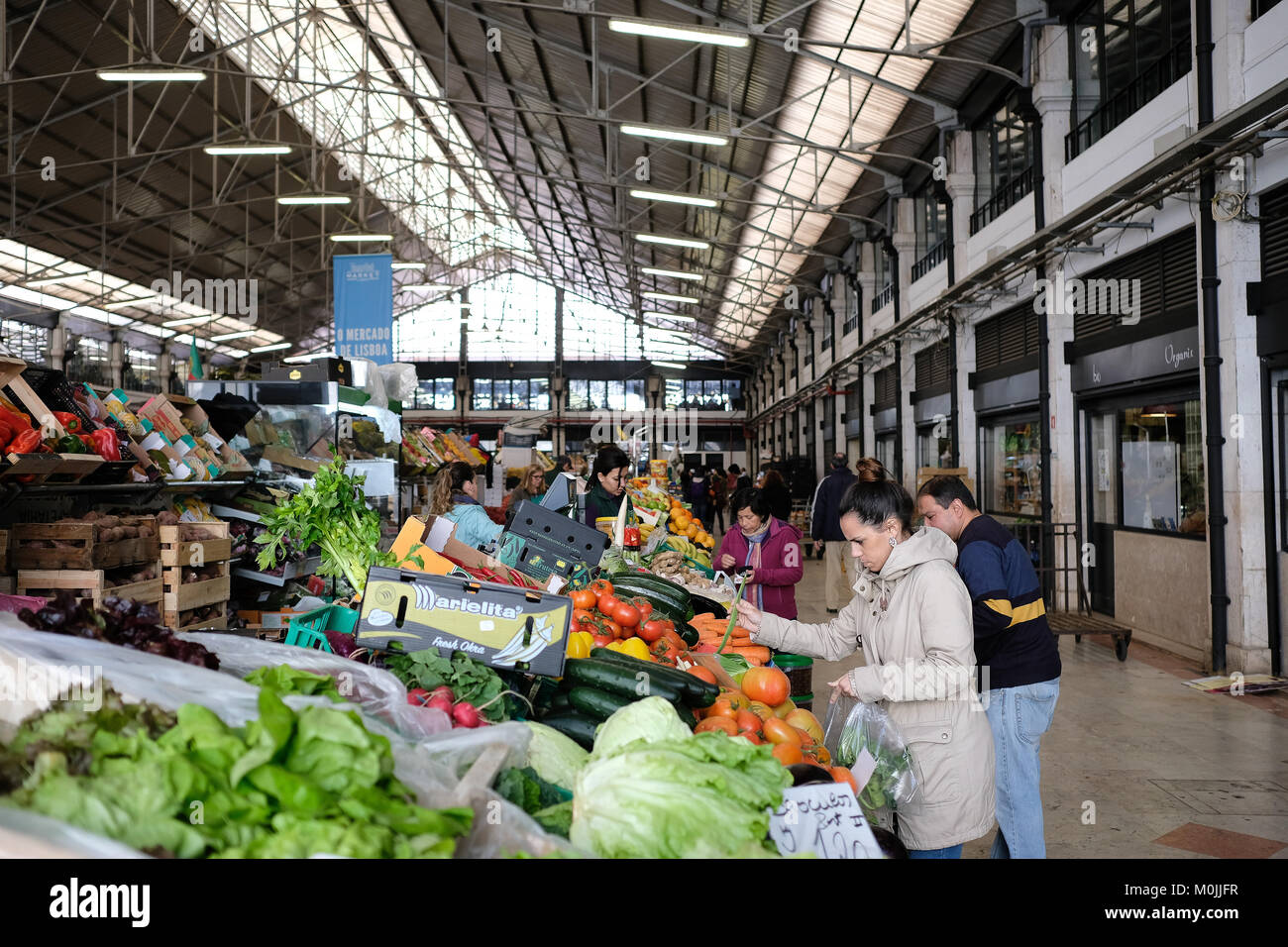The public markets are always a must to visit places to get to know better how the locals live, and eat. This pictures Stock Photo