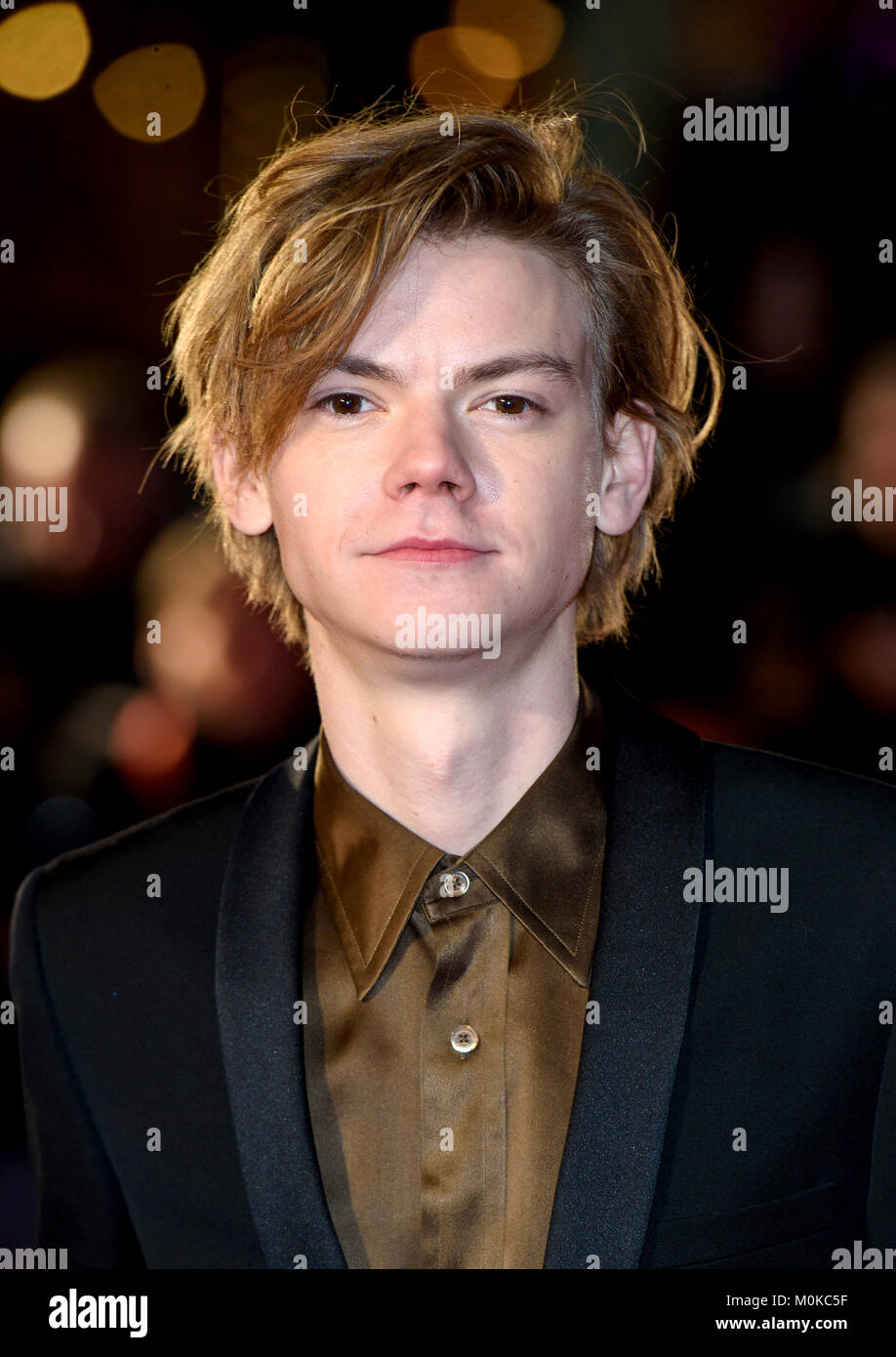 thomas brodie sangster stock photos  u0026 thomas brodie