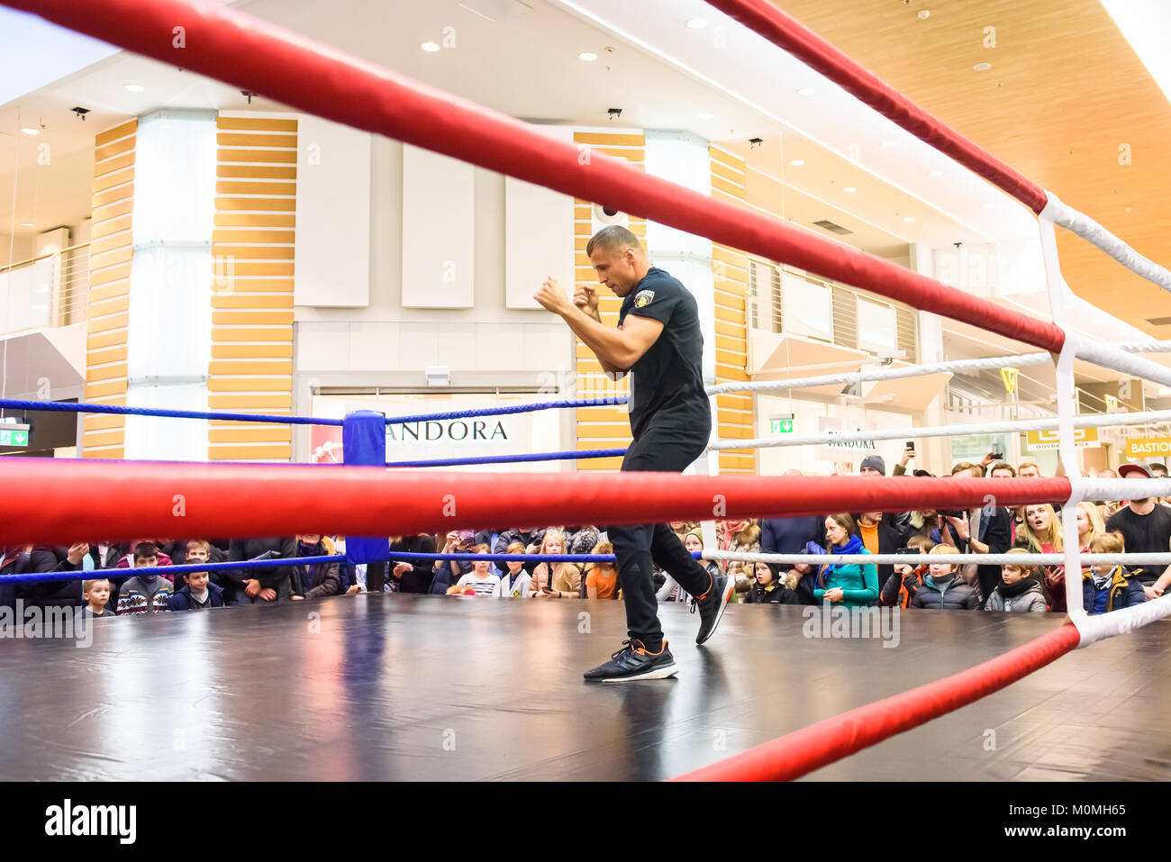 9bbbfab2c5d The World Boxing Super Series Semifinal Stock Photos   The World ...