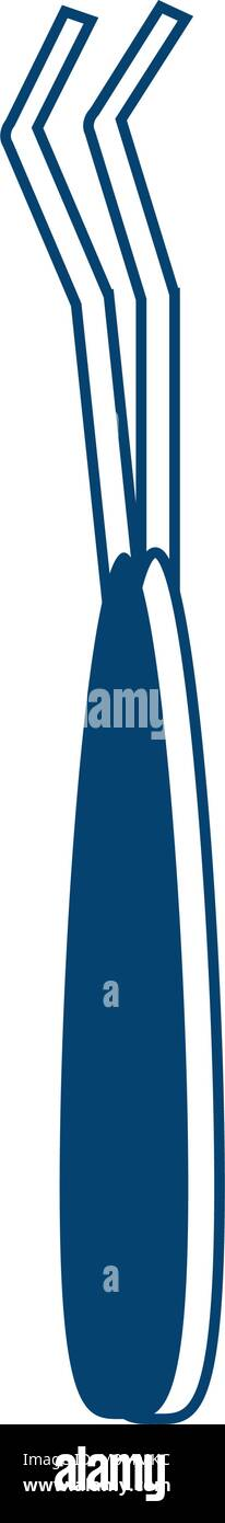 dentistry handpieces design - Stock Image