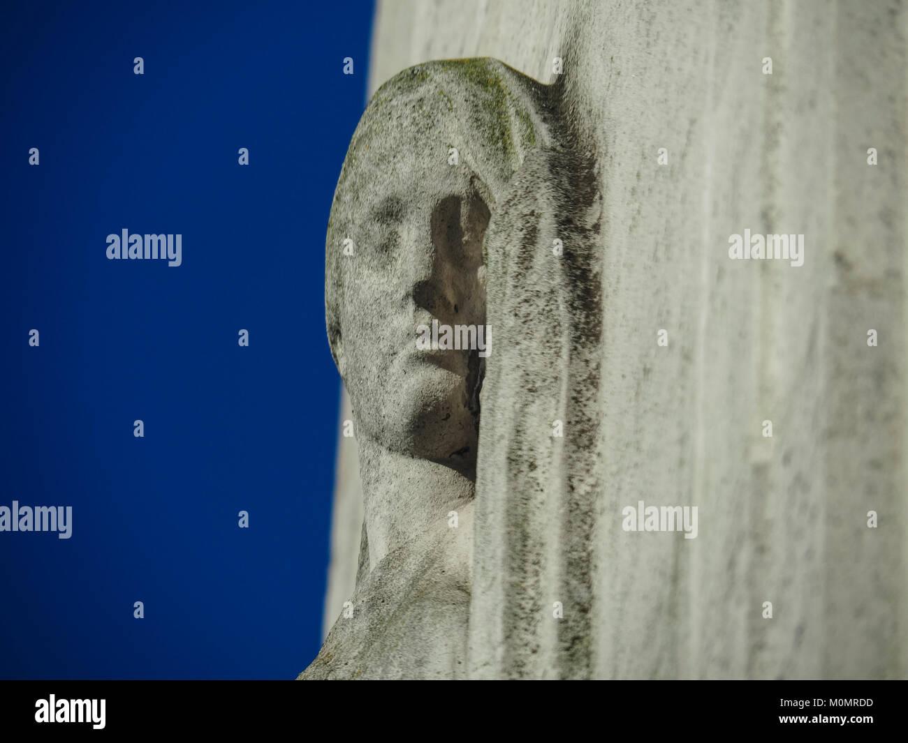 Stockwell War Memorial - Stock Image