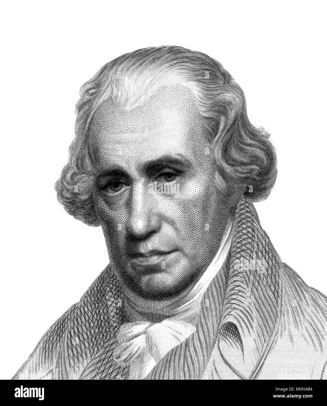 james watt invention