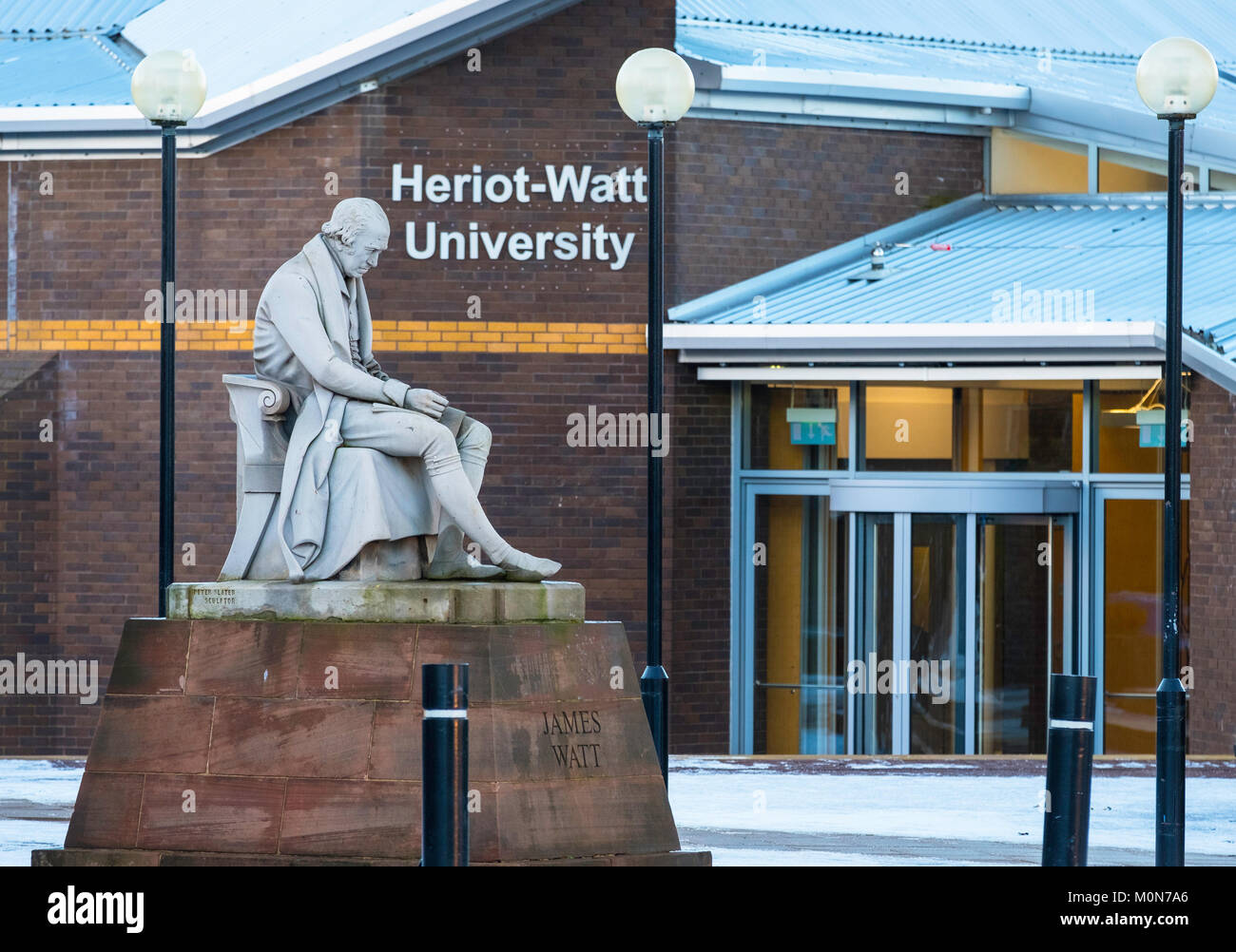 Heriot watt university stock photos heriot watt - International office university of edinburgh ...
