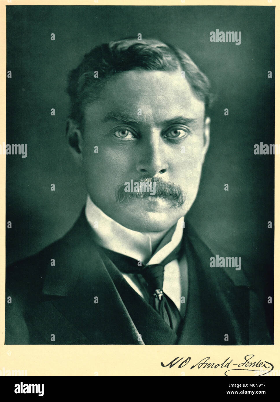 H. O. Arnold-Forster, (1855-1909) - Stock Image