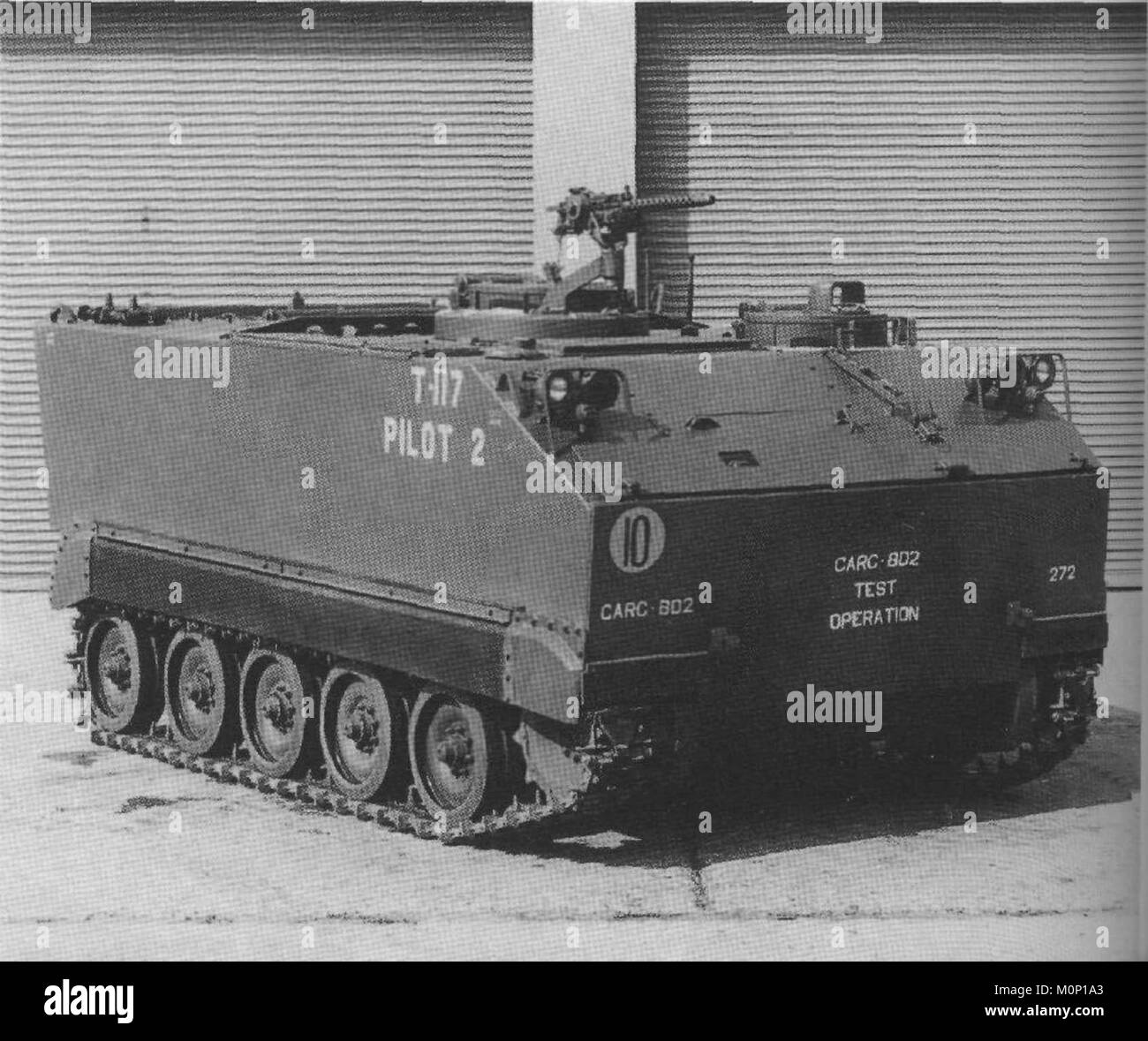 FMC T117 proposal - Stock Image
