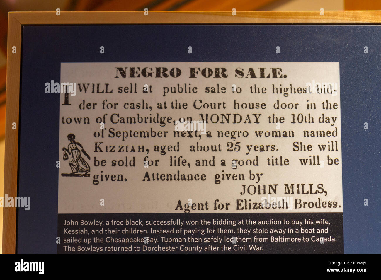 Negro For Sale