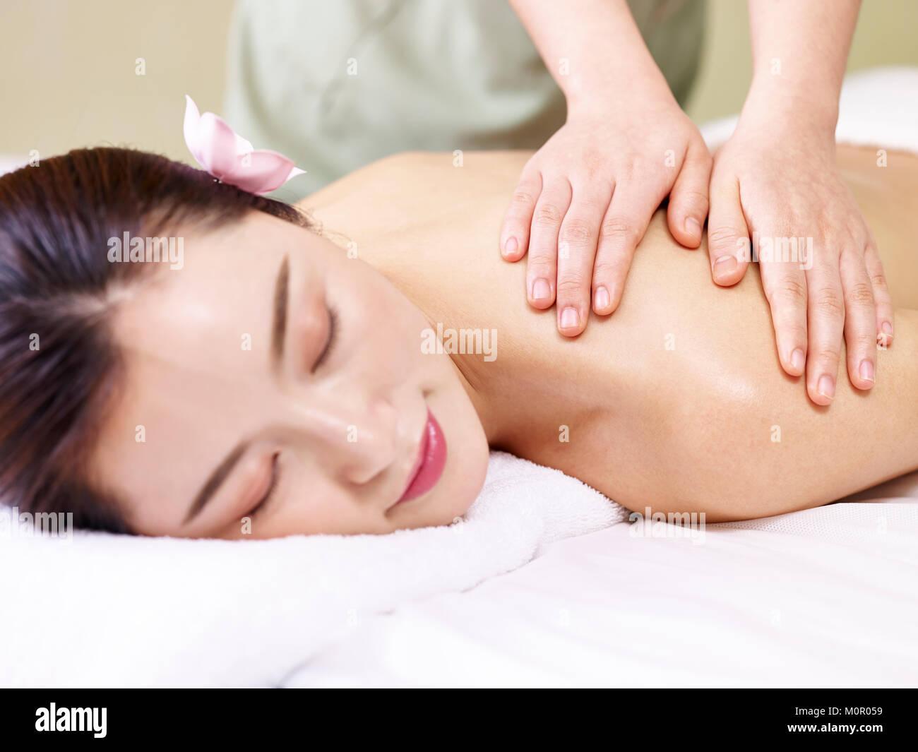 Asian Massage Parlour Stock Photos Asian Massage Parlour Stock