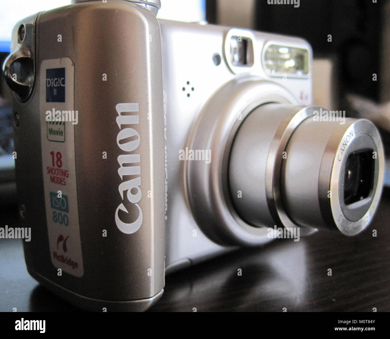 canon powershot a530 stock photo 172636939 alamy rh alamy com canon powershot a520 user manual canon powershot a530 user manual how to videos