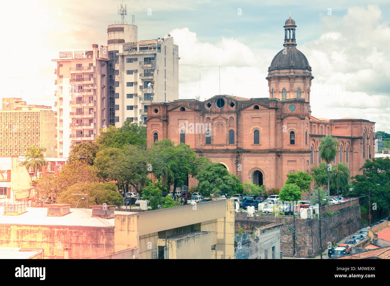Paraguay, the capital. Asuncion: sights and photos 86
