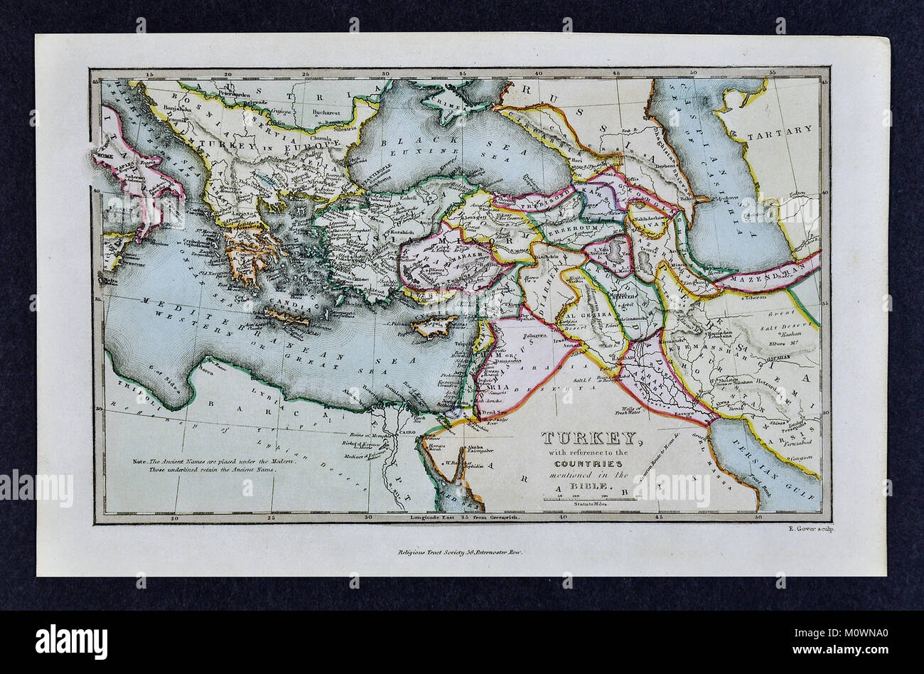 1799 bible tract society map turkey with reference to the 1799 bible tract society map turkey with reference to the countries mentioned in the bible asia minor middle east gumiabroncs Image collections