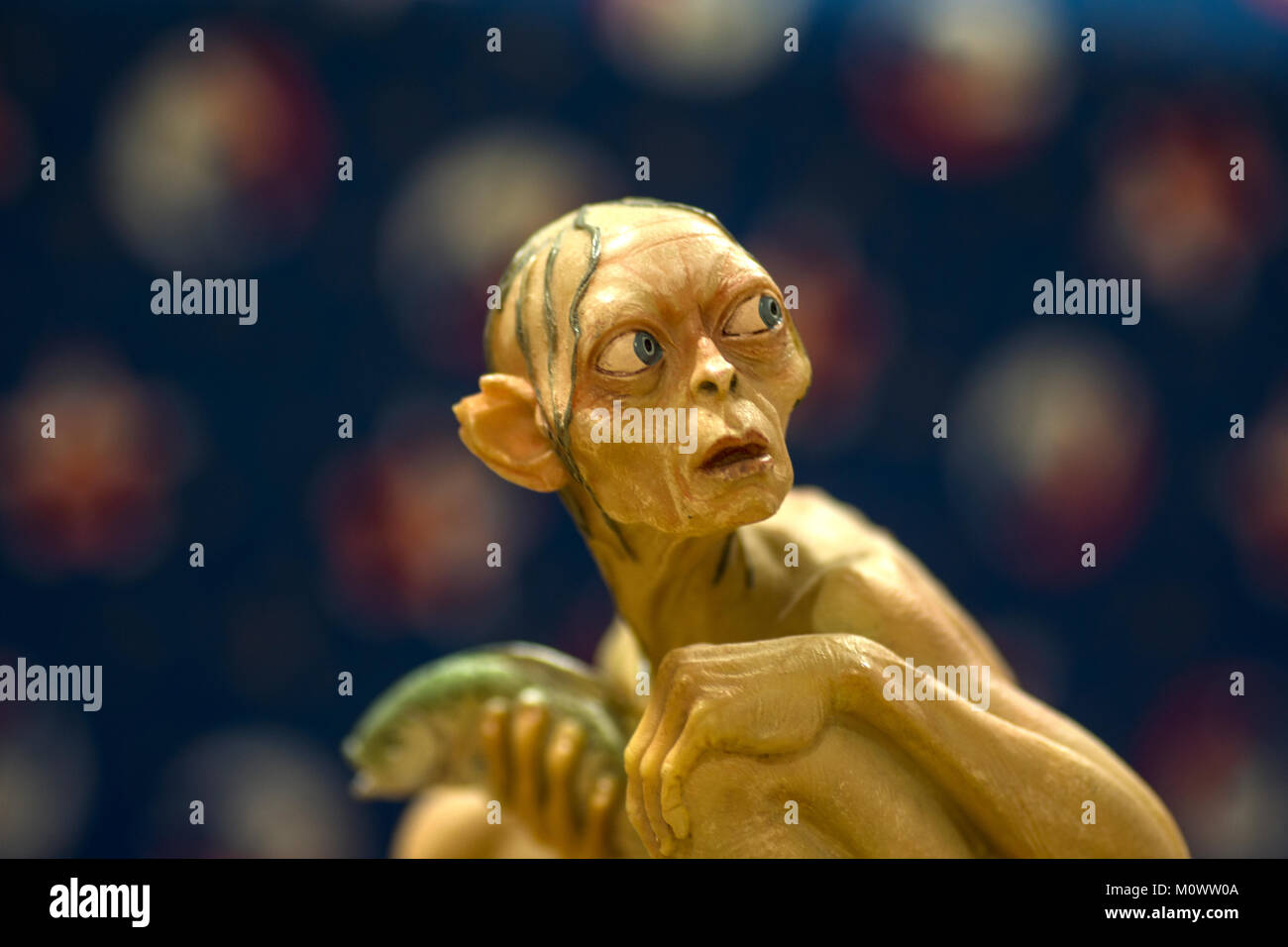 Gollum - Stock Image  sc 1 st  Alamy & Gollum Stock Photos u0026 Gollum Stock Images - Alamy