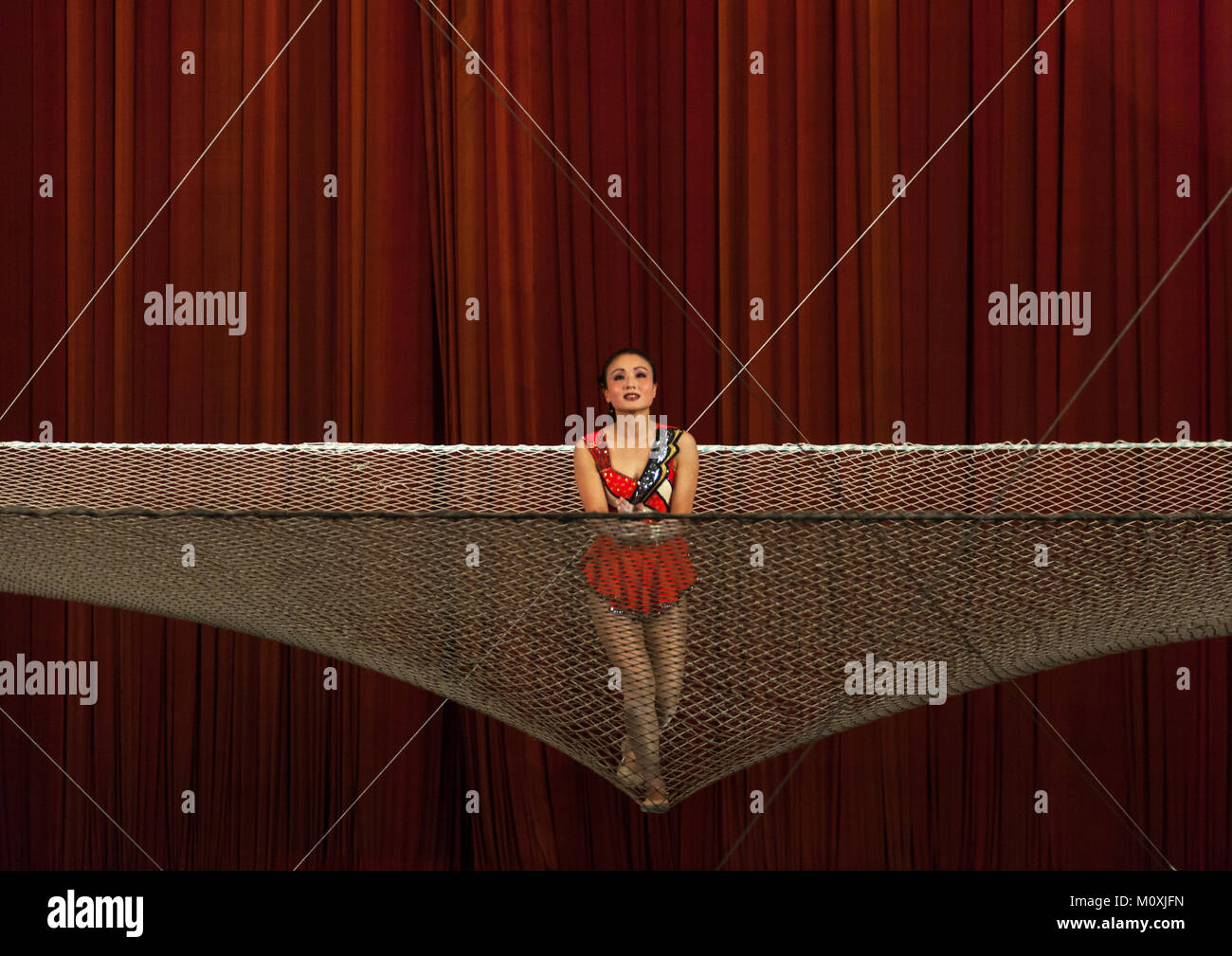 Circus Safety Net