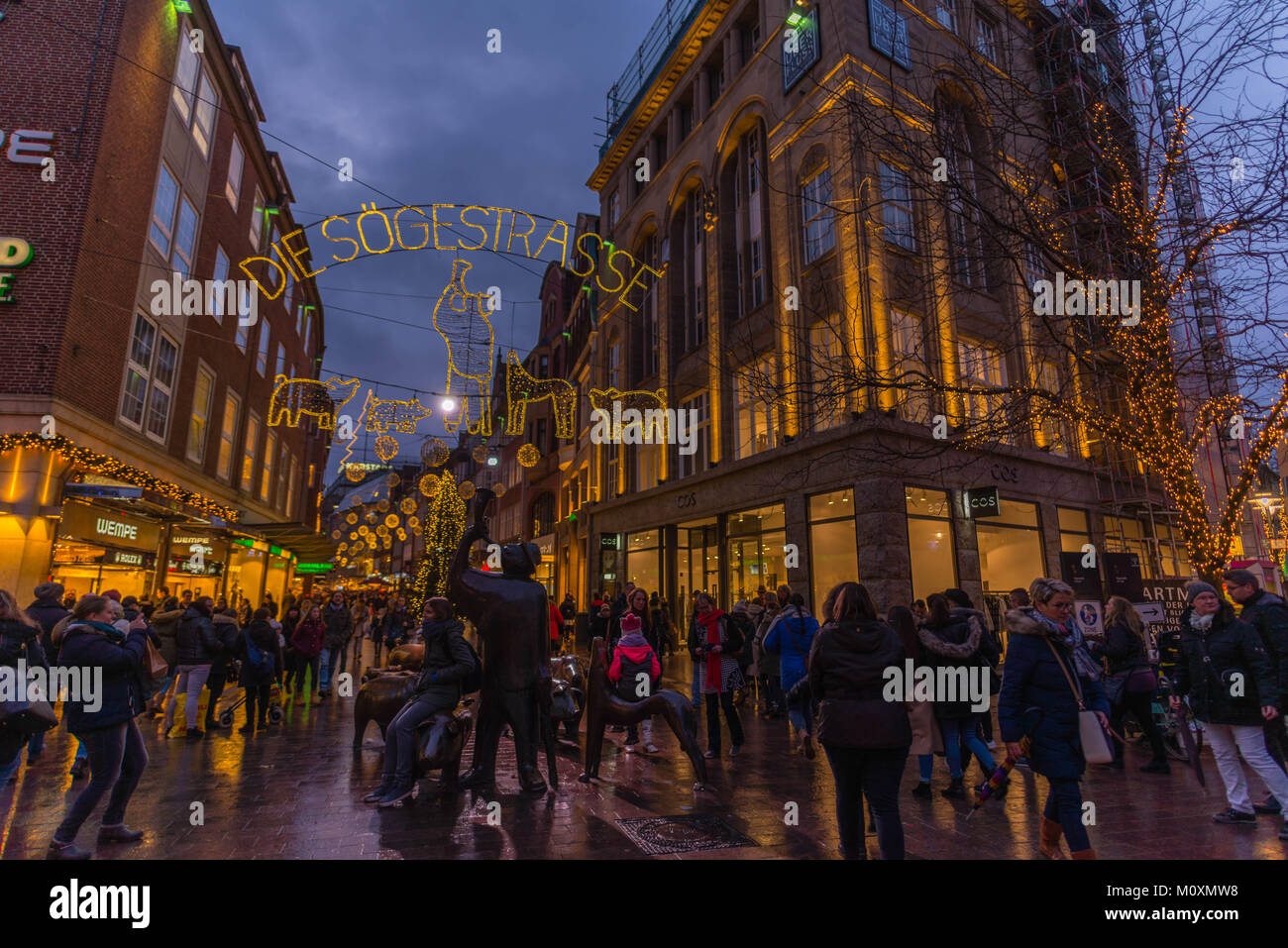 bremen germany christmas stock photos bremen germany christmas stock images alamy. Black Bedroom Furniture Sets. Home Design Ideas