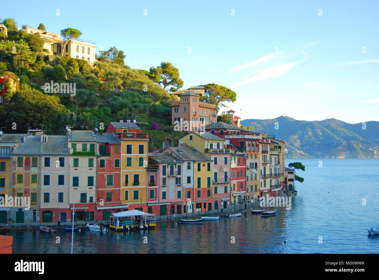 Portofino Liguria Italy Stock Photo