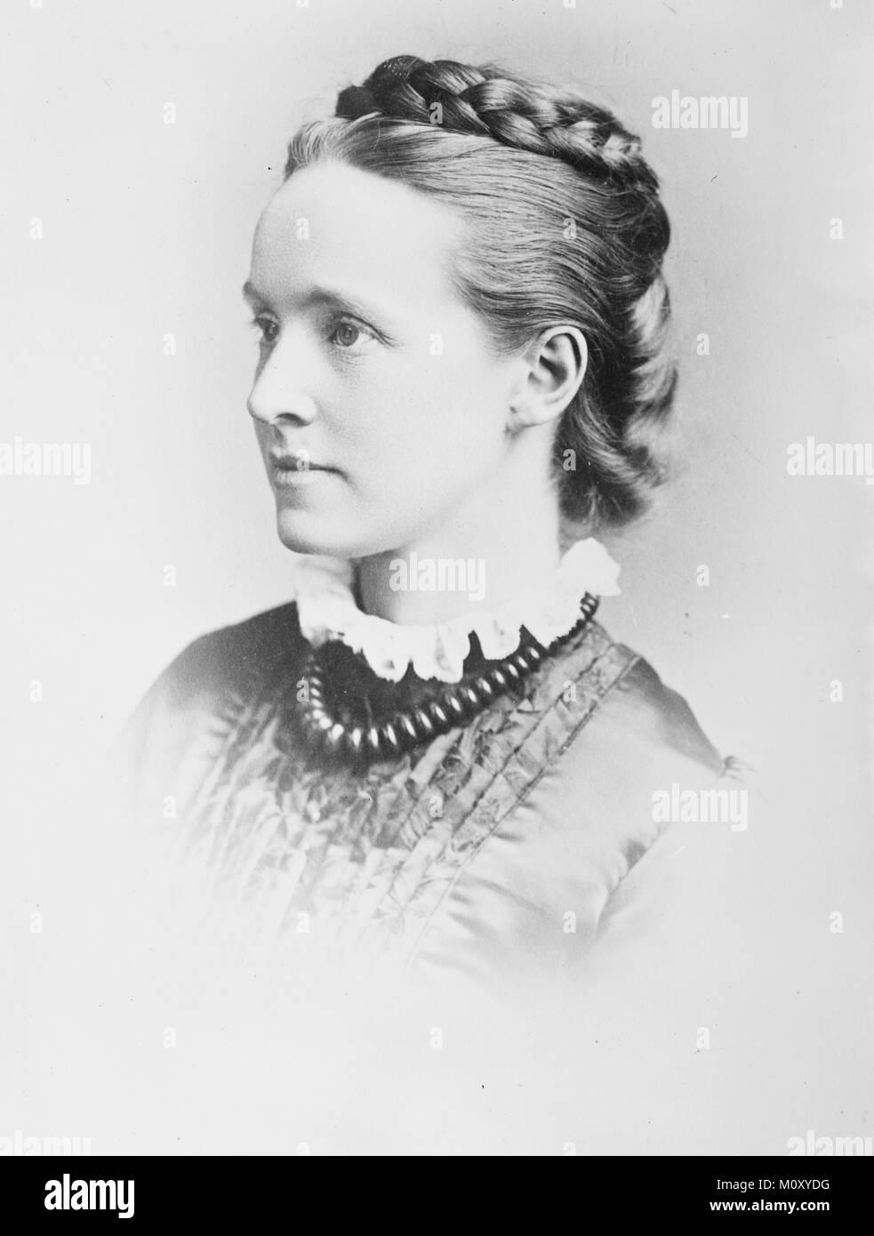 Millicent Fawcett - Stock Image
