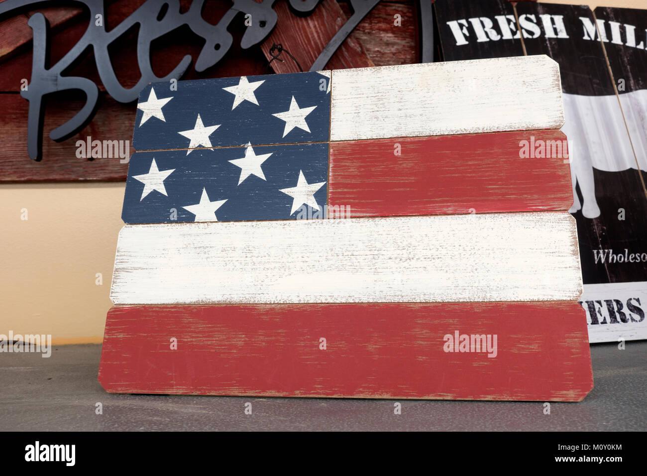 America American Display Stock Photos Amp America American