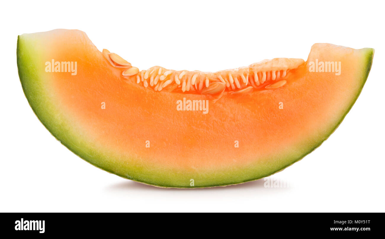 Sliced Cantaloupe Melon Path Isolated Stock Photo Alamy Dried cantaloupe slices make for a healthy snack, whether it's for lunches, trail mix or just between meals at home. https www alamy com stock photo sliced cantaloupe melon path isolated 172700356 html