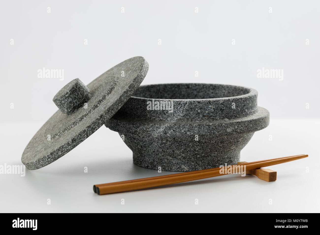 ornamental pots - Stock Image
