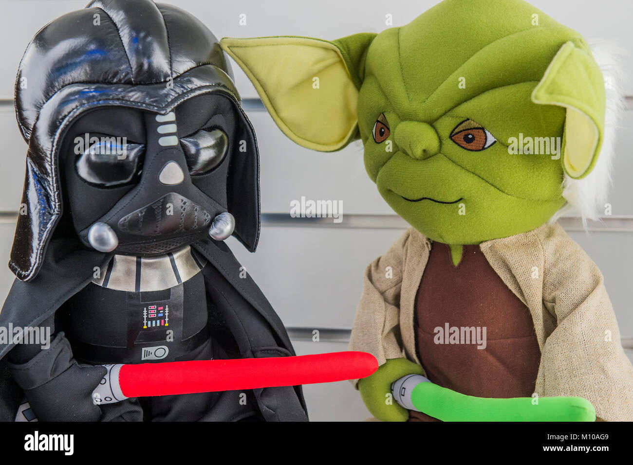 a9524922ea691 Star Wars Yoda Stock Photos   Star Wars Yoda Stock Images - Alamy