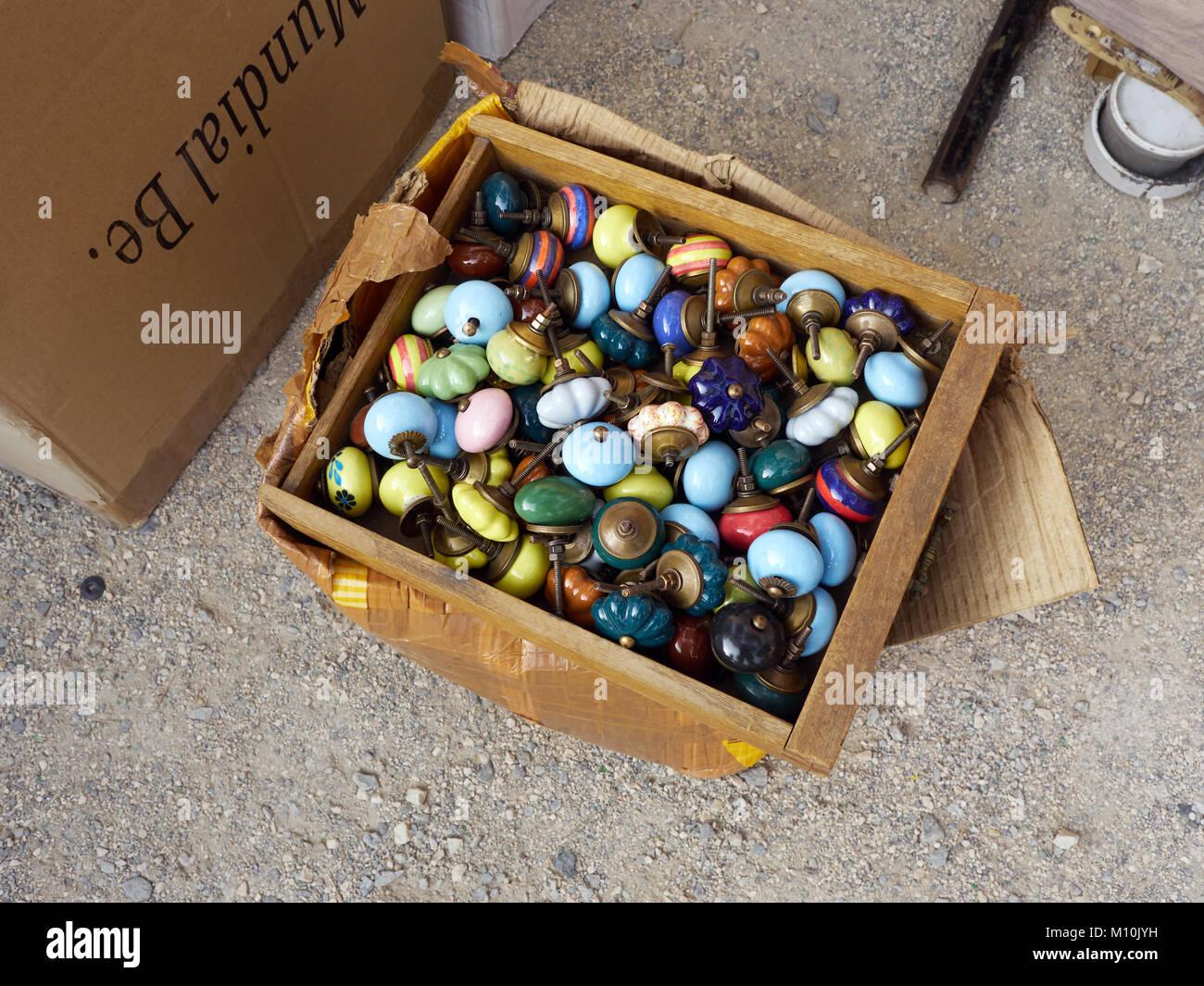 Doorknobs Stock Photos & Doorknobs Stock Images - Alamy