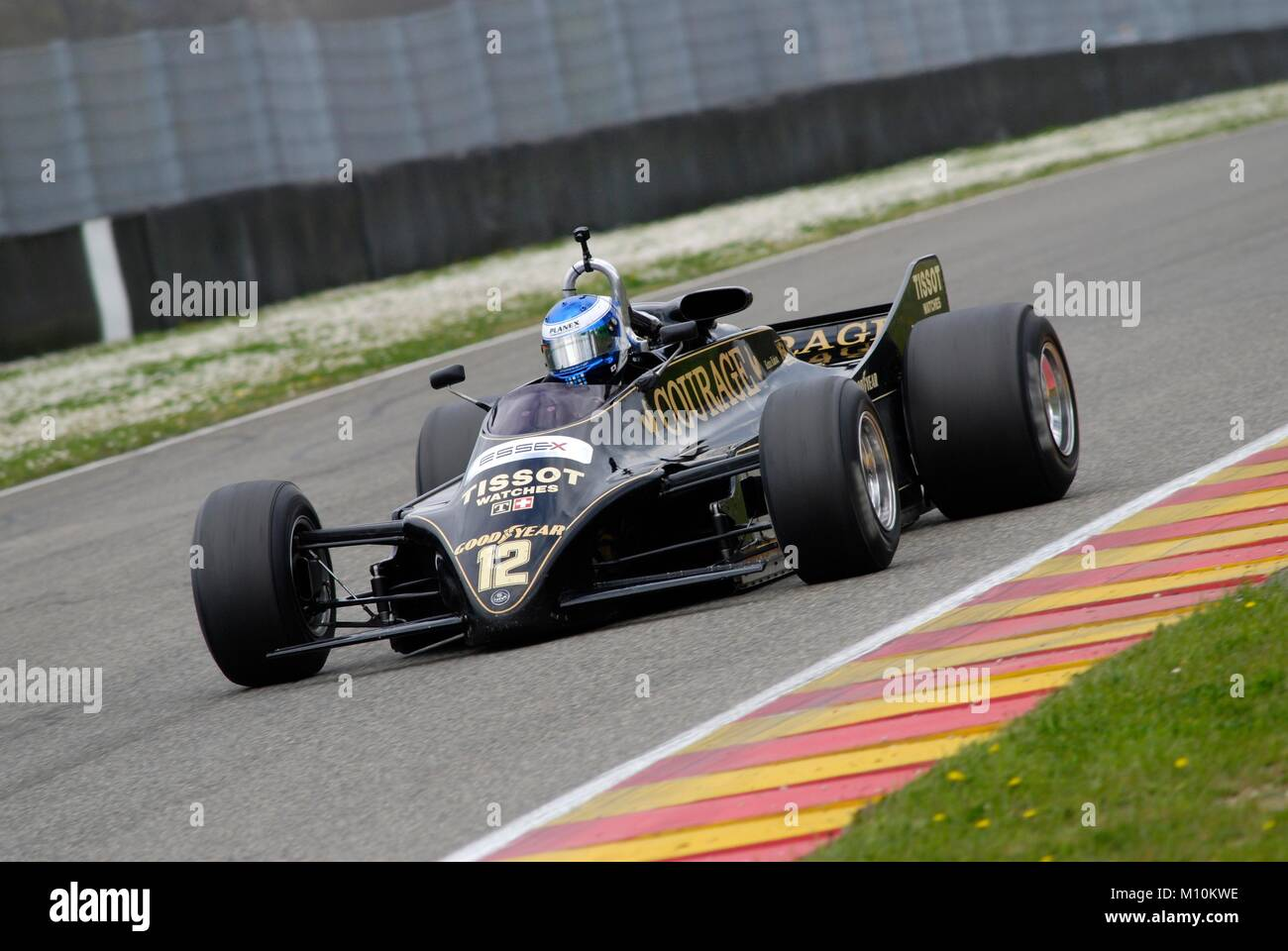 historic f1 car stock photos historic f1 car stock images page 9 alamy. Black Bedroom Furniture Sets. Home Design Ideas
