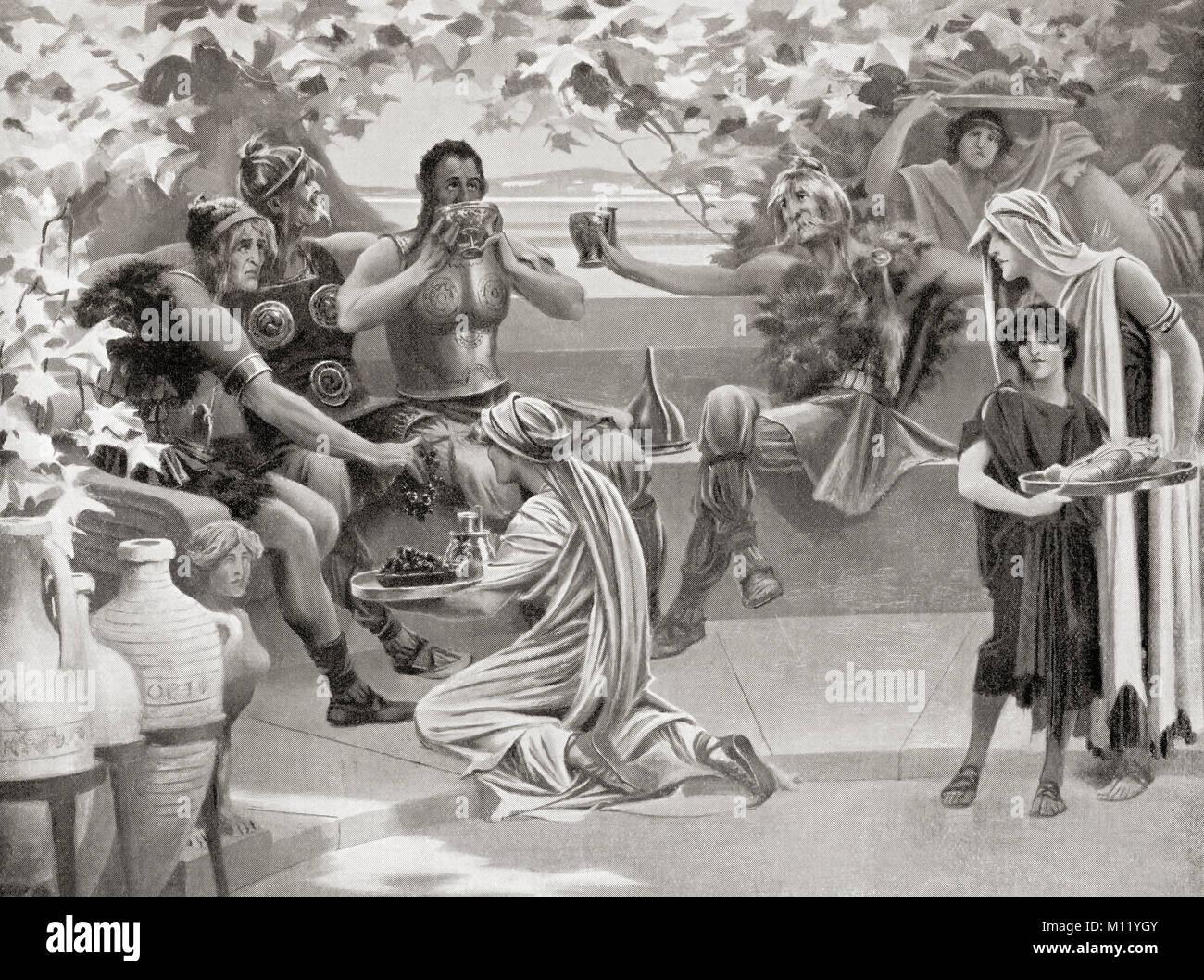 Sklaven In Rom