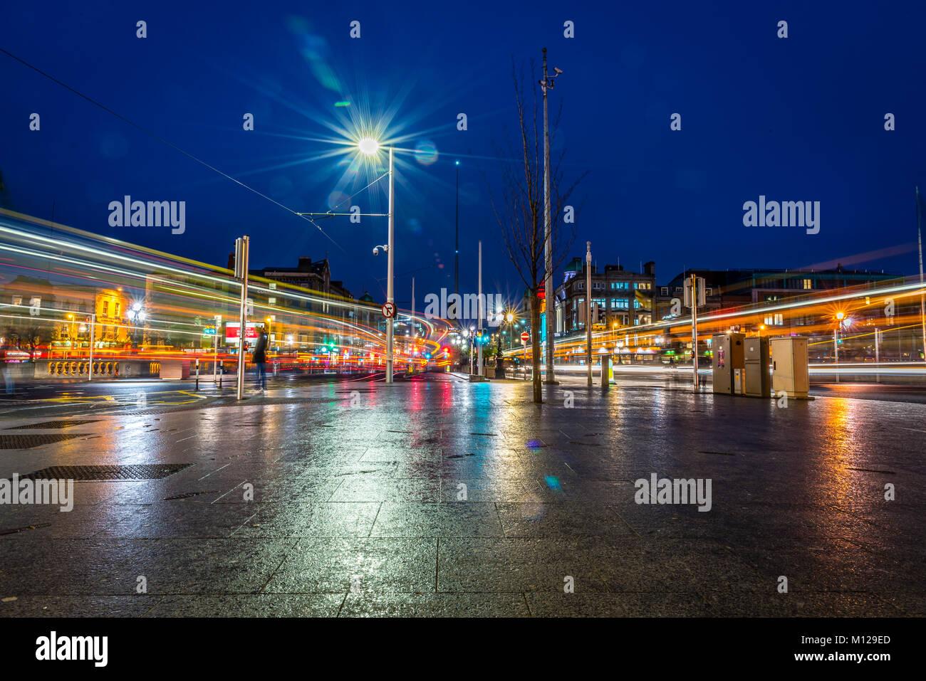Spire of Dublin, Dublin - Stock Image