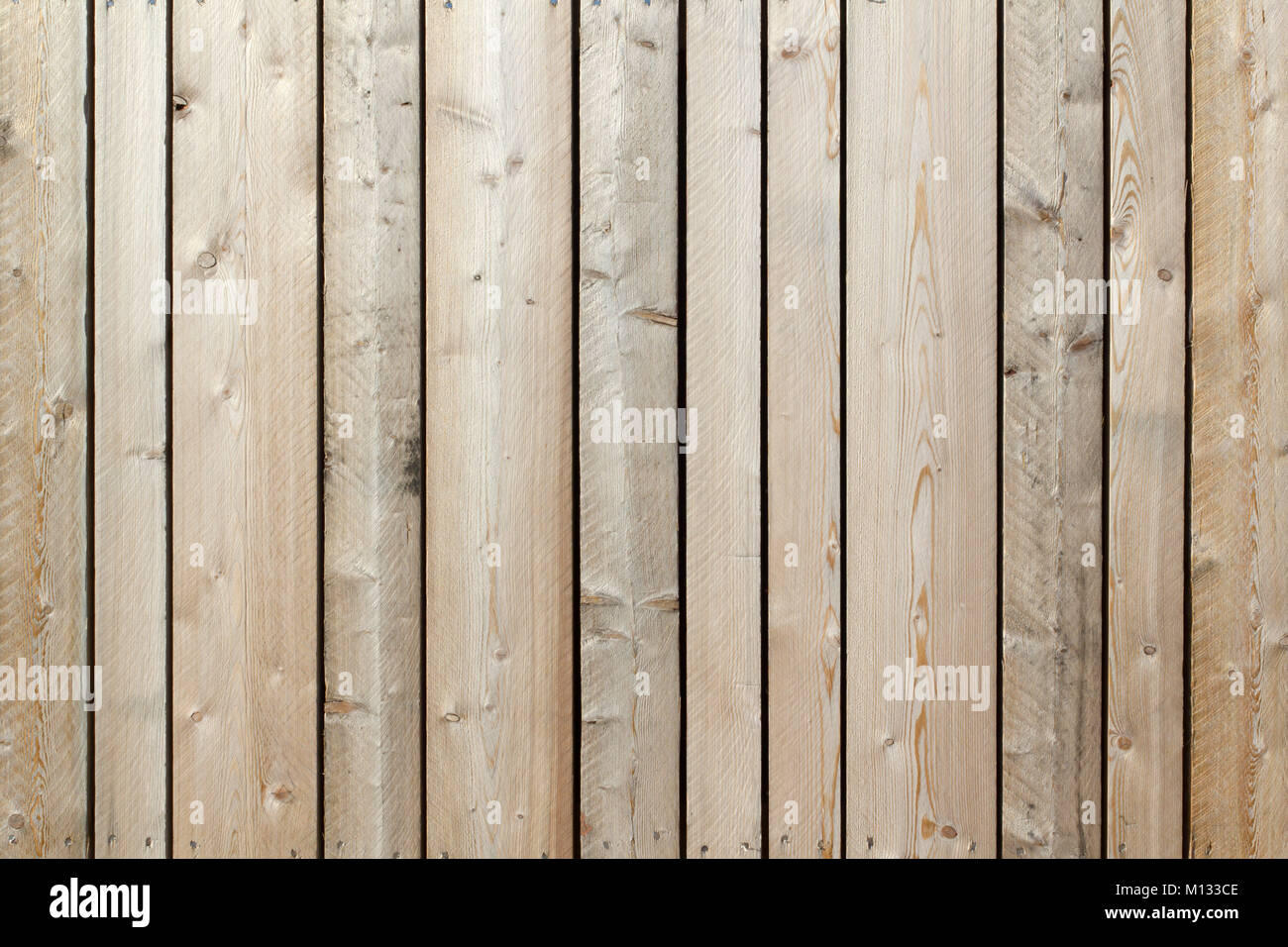 Horizontal timber cladding stock photos horizontal - Wooden cladding for exterior walls ...