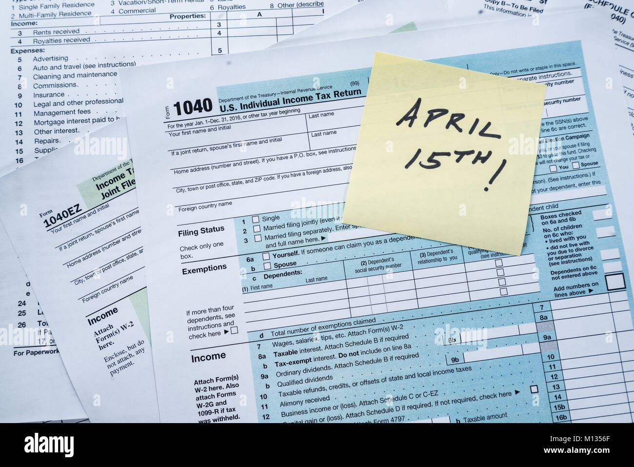 Federal Income Tax Stock Photos Federal Income Tax Stock Images