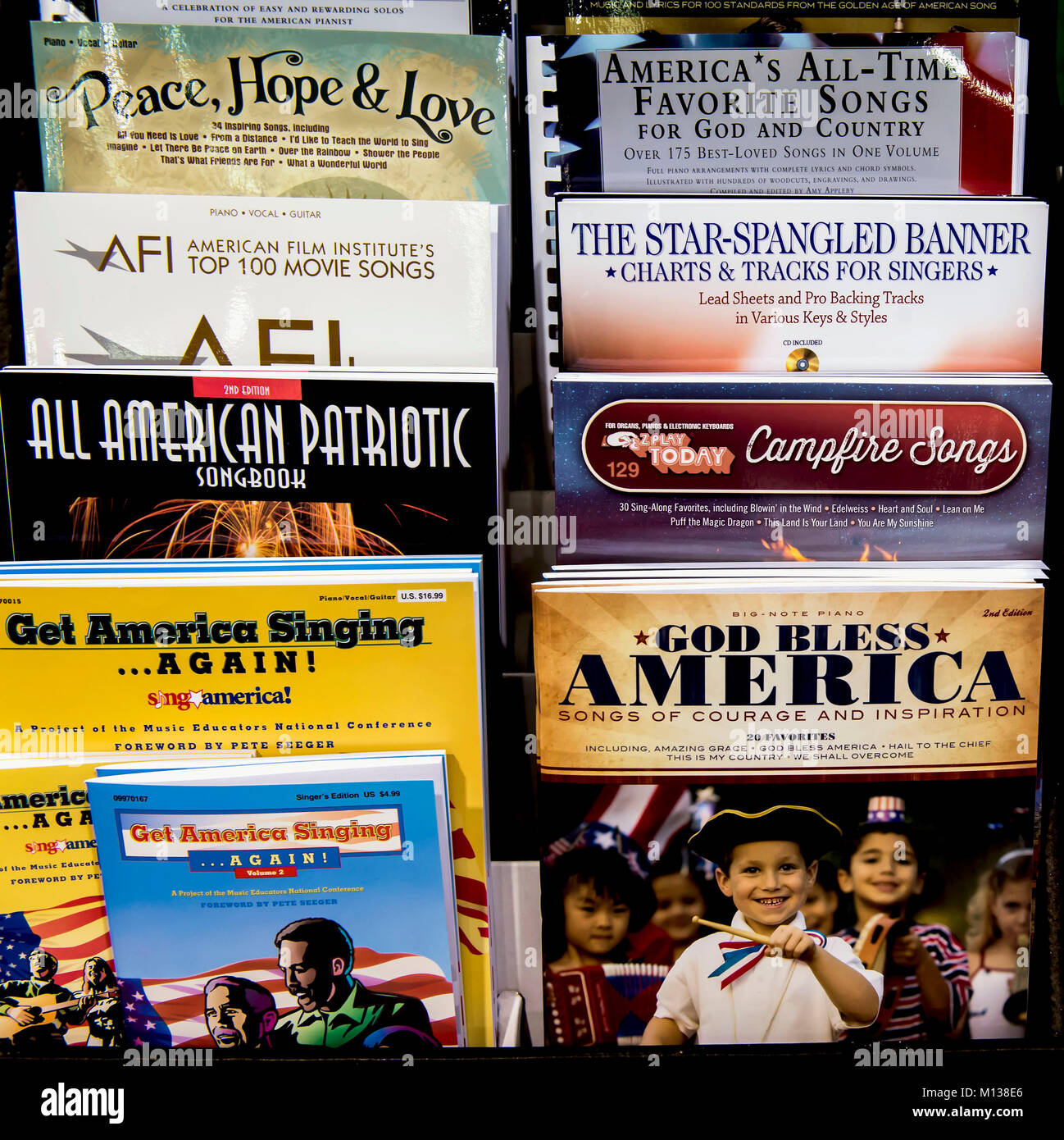 Songbooks Stock Photos & Songbooks Stock Images - Alamy