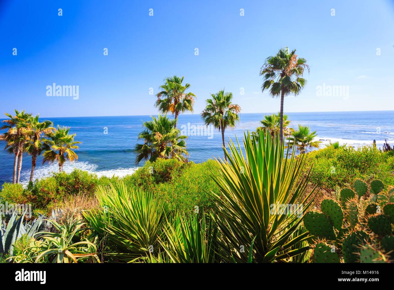 Heisler Park Laguna Beach Stock Photos & Heisler Park ...  Heisler Park La...
