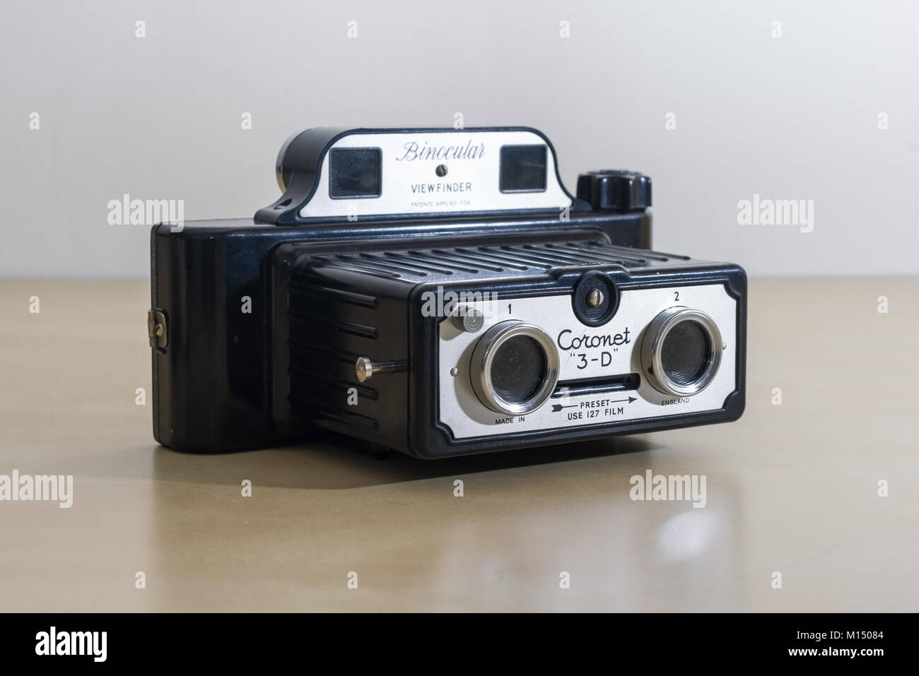 A Coronet 3D Camera binocular version, manufactured by the
