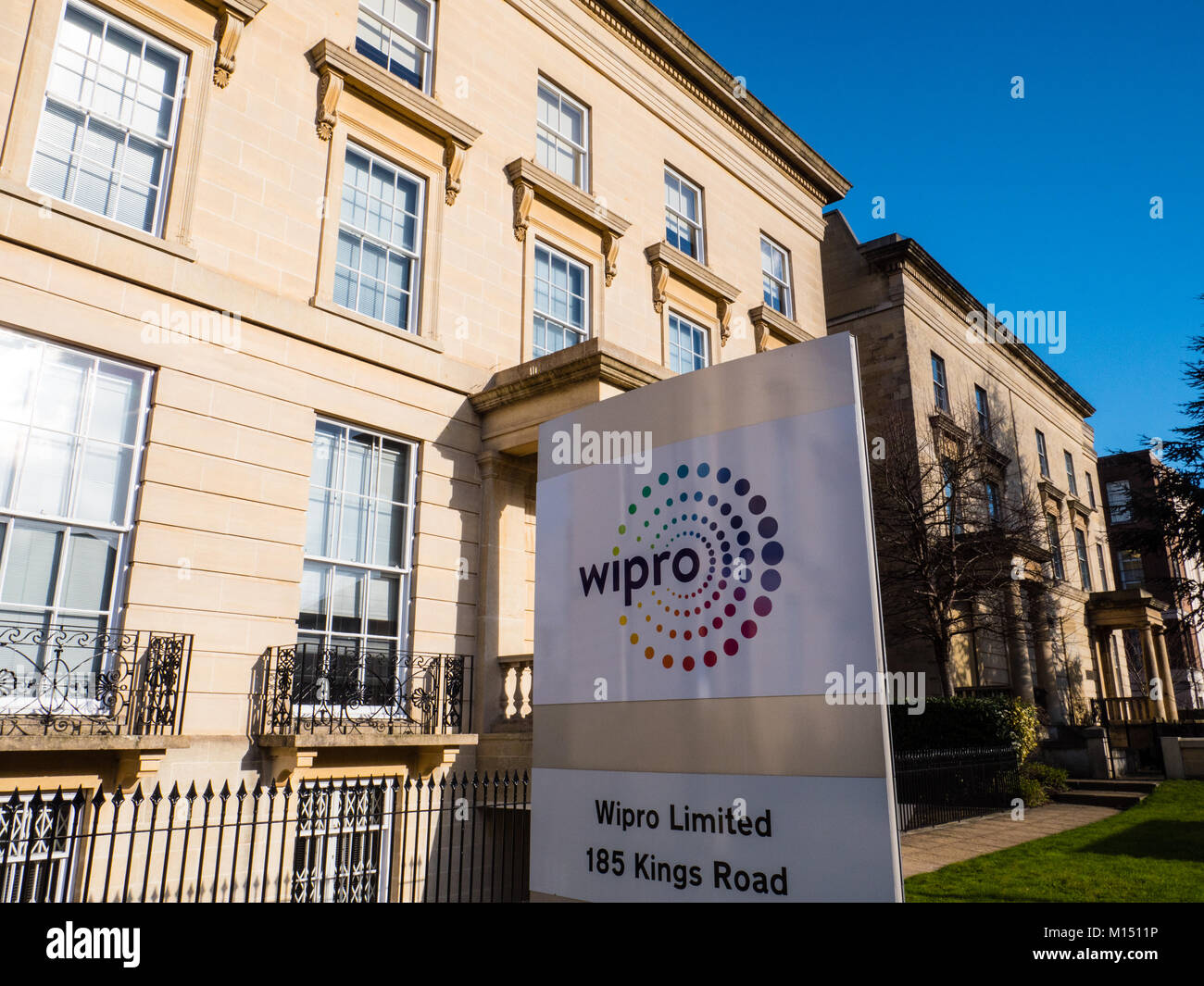 Wipro Technologies Ltd Kings Road Reading Berkshire