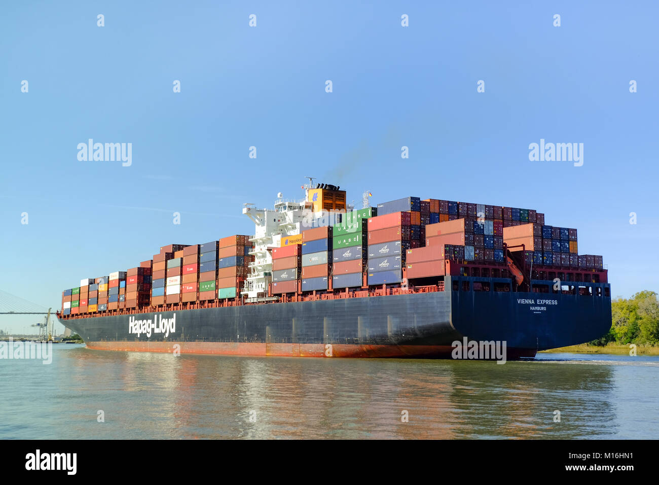 Savannah, Ga,port Stock Photos & Savannah, Ga,port Stock
