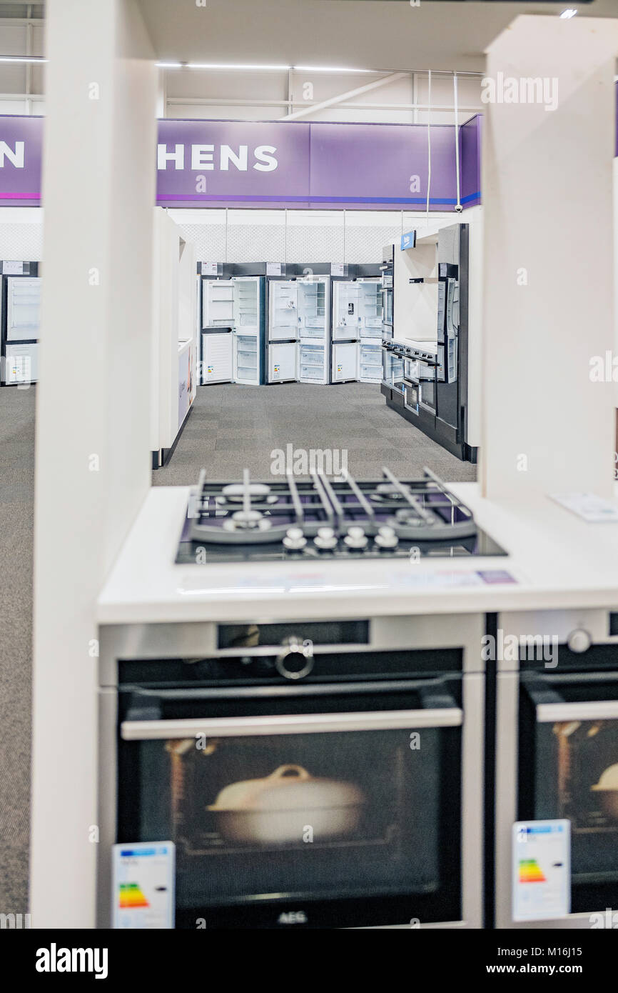 interior shop mall store currys pc world solihull west midlands ...