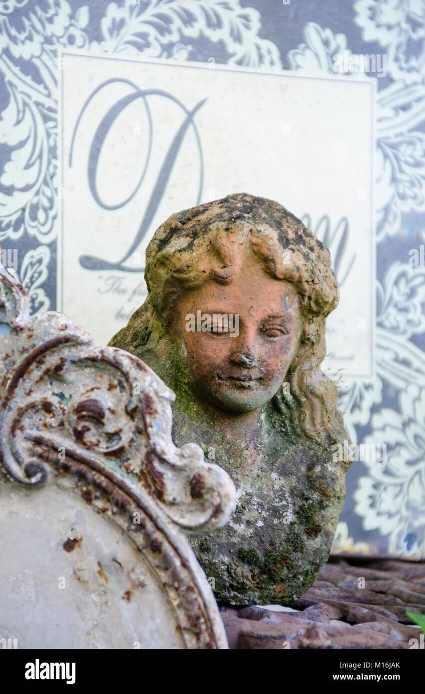 Skulptur - Stock Image
