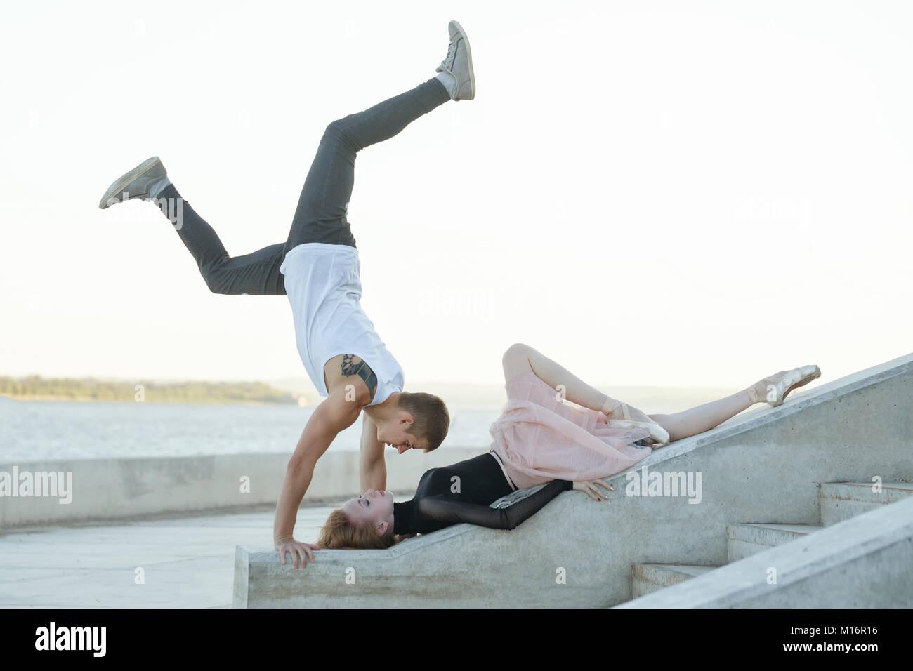 Ballerina dating