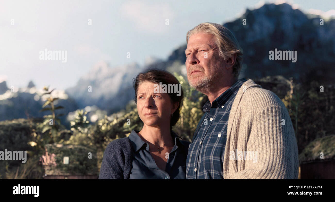 Downsizing is a 2017 American science fiction comedy-drama film directed by Alexander Payne, written by Payne and - Stock Image