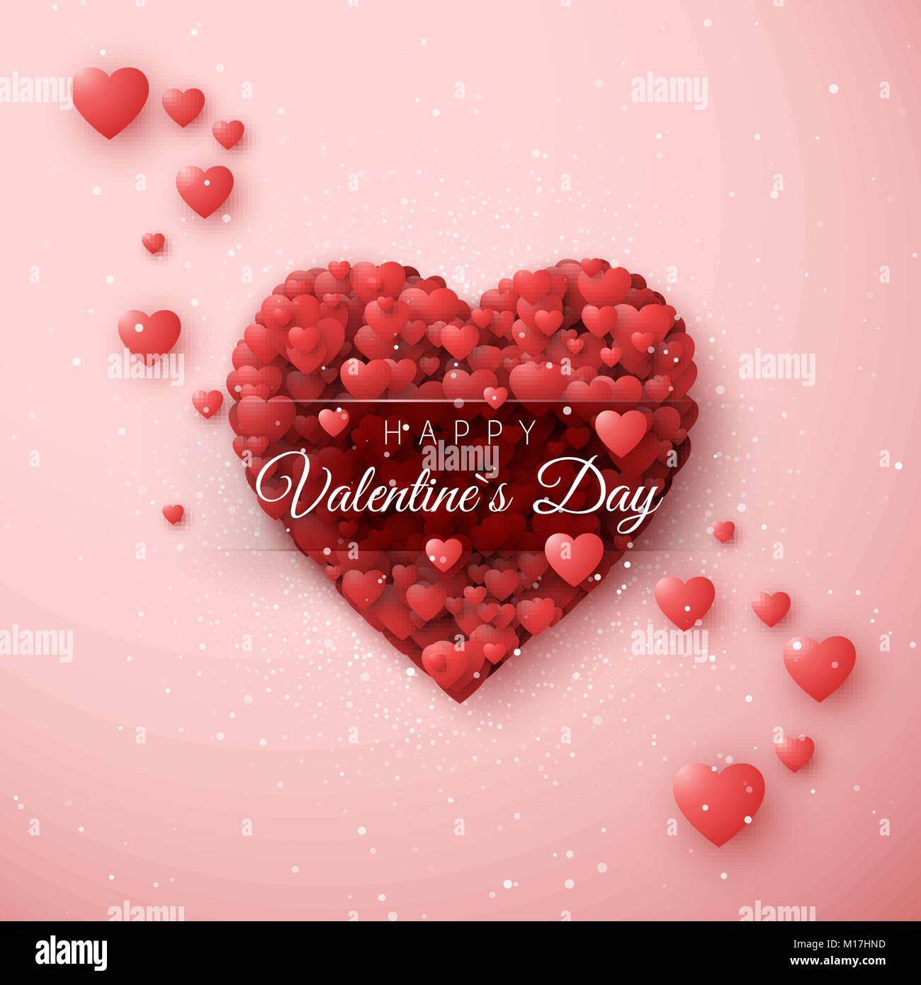 St Valentine Day Stock Vector Images Alamy