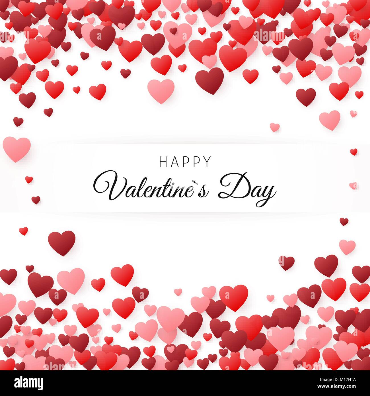 happy valentines day greeting card greeting card cover template