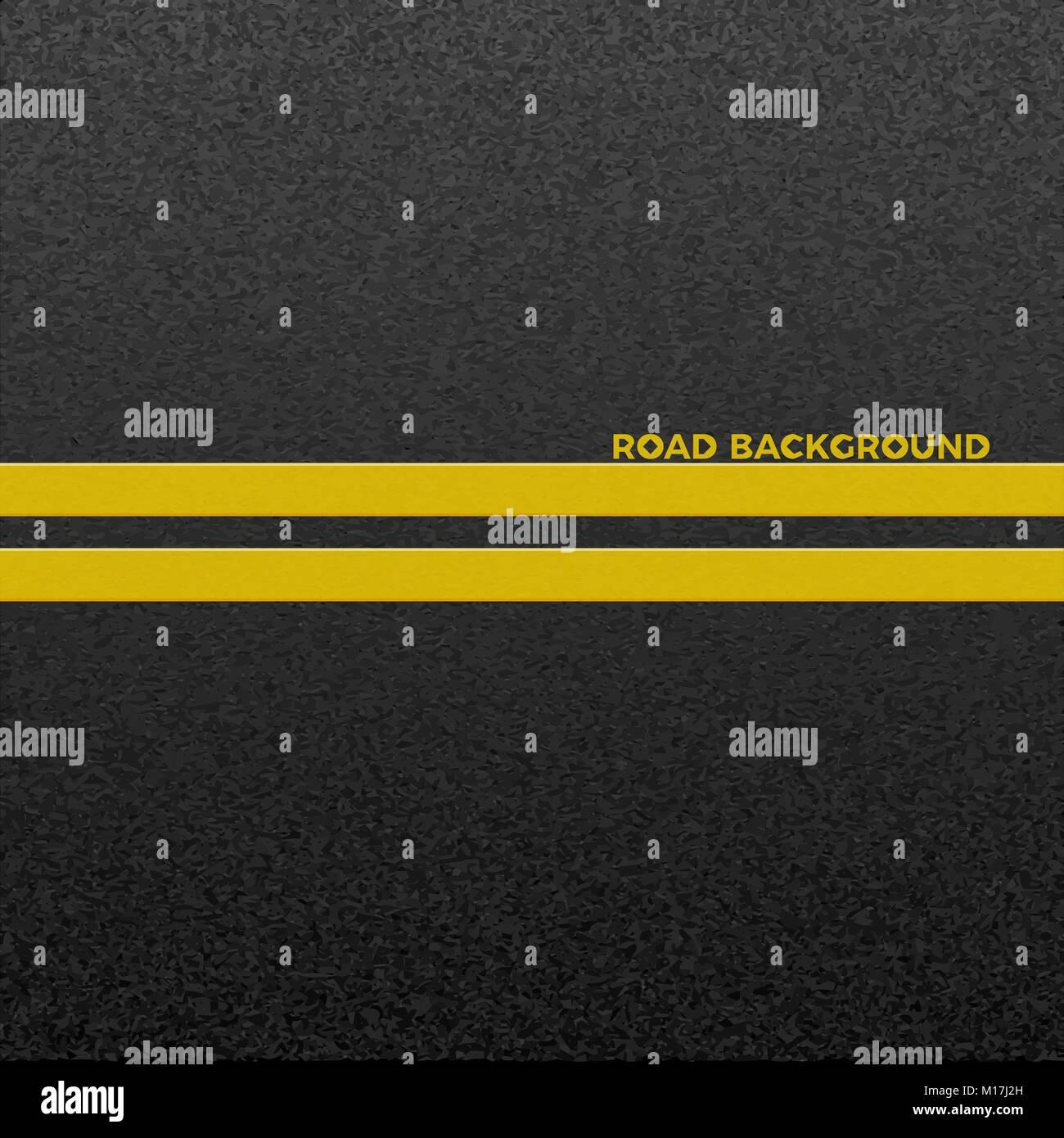 Asphalt Road Texture Yellow Stripe Stock Photos Amp Asphalt