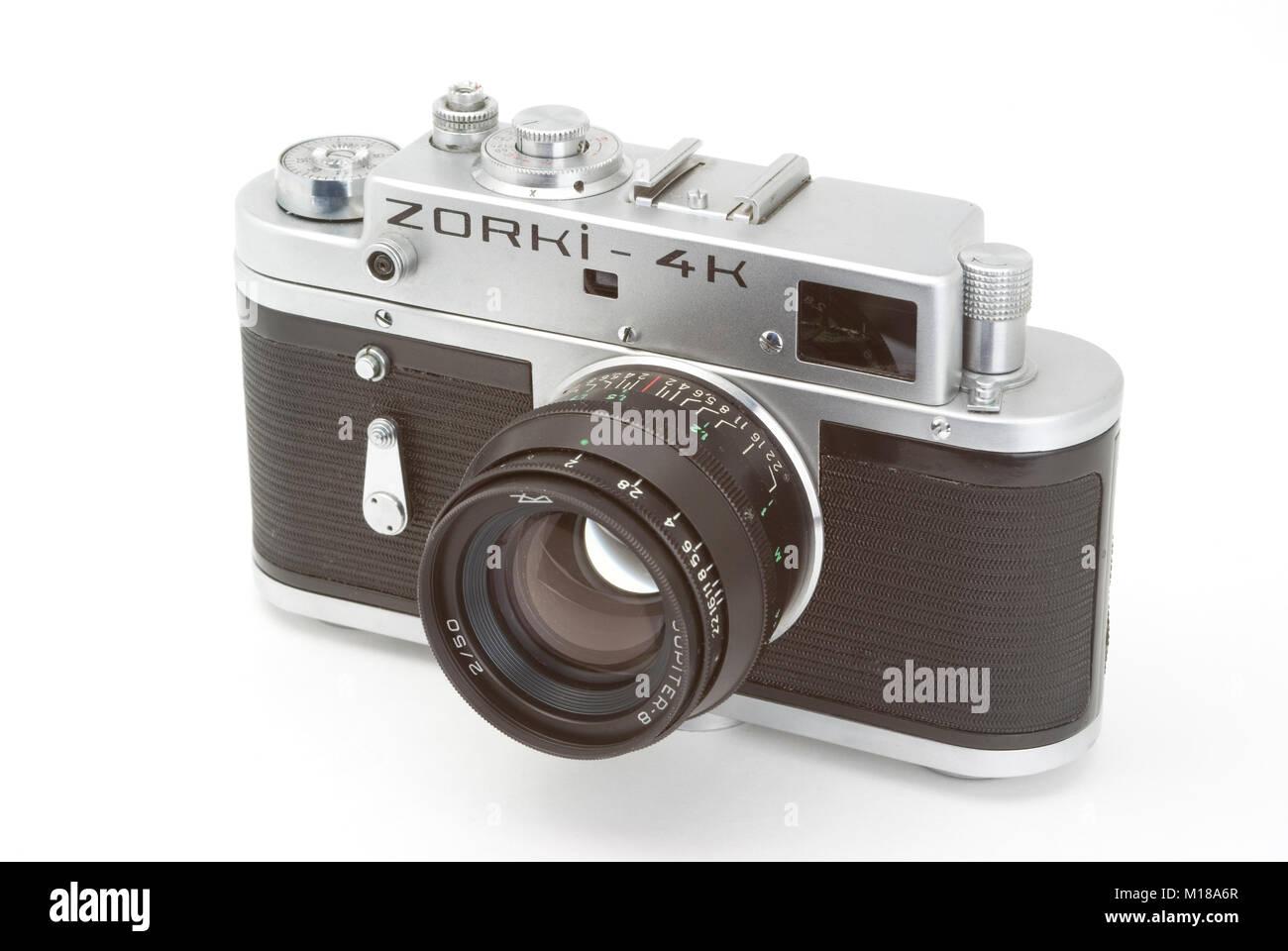 Zorki 4K - Stock Image