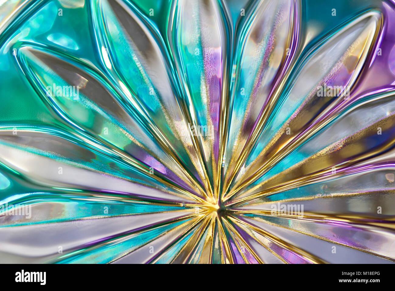 Abstract Art Crystal